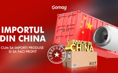Importul de marfa din China: tot ce trebuie sa stii pentru a vinde pe profit