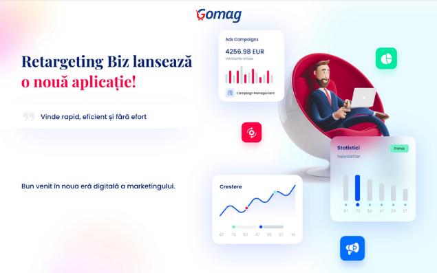 Retargeting Biz lanseaza noua platforma de marketing automatizat all-in-one