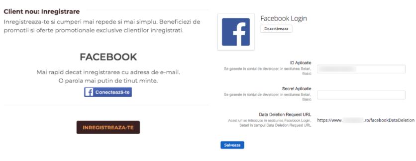 facebook-login-setari